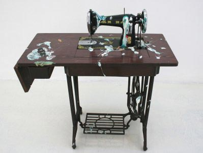 Chen Ke - Sewing machine