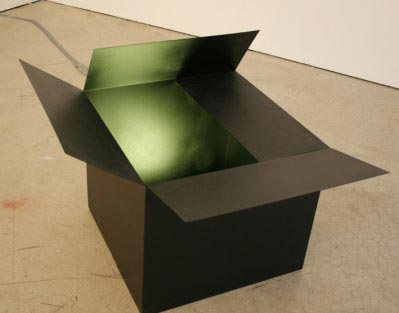 Liu Ding - The Curvature of Matter (Black box)