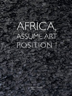 Africa, assume art position!
