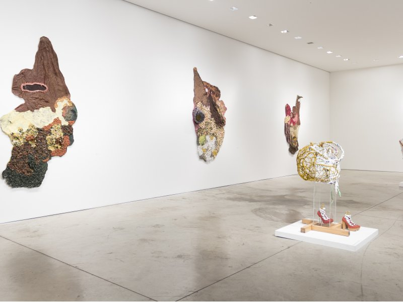 "Africa Universe. Chapter 2, Troy Makaza: ""Visceral Politics"" 