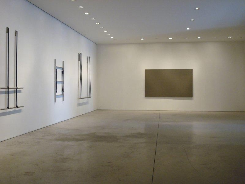 Tensioni (Installation view)