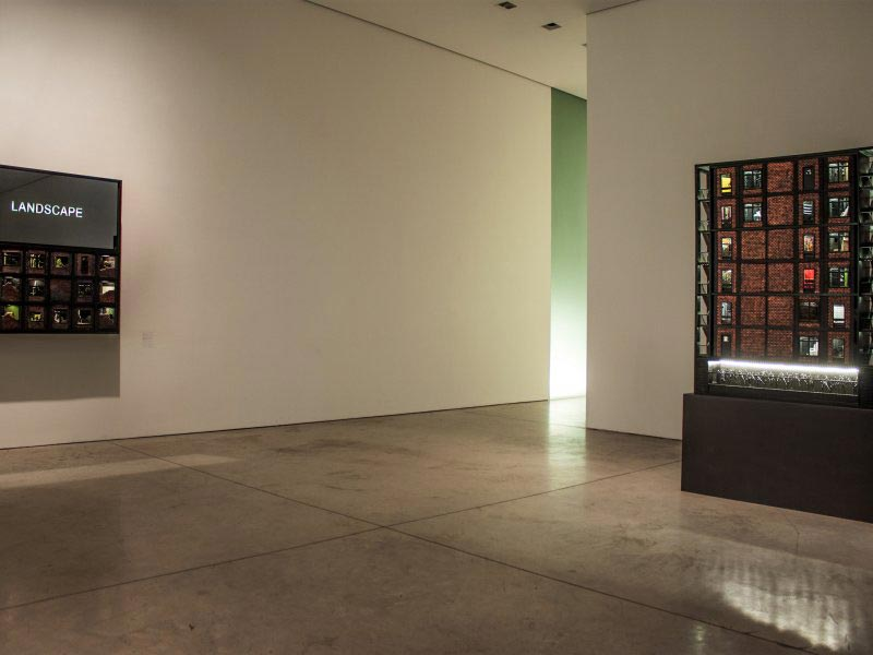 Beyond The Walls (Installation view)