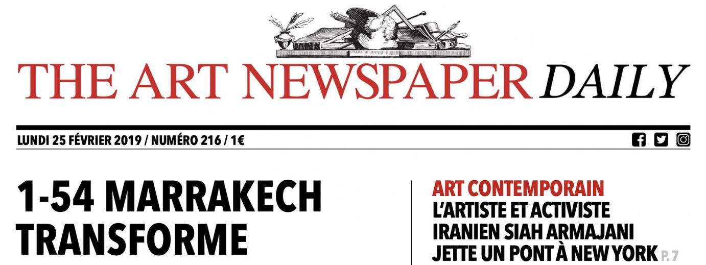 The Art Newspaper Daily