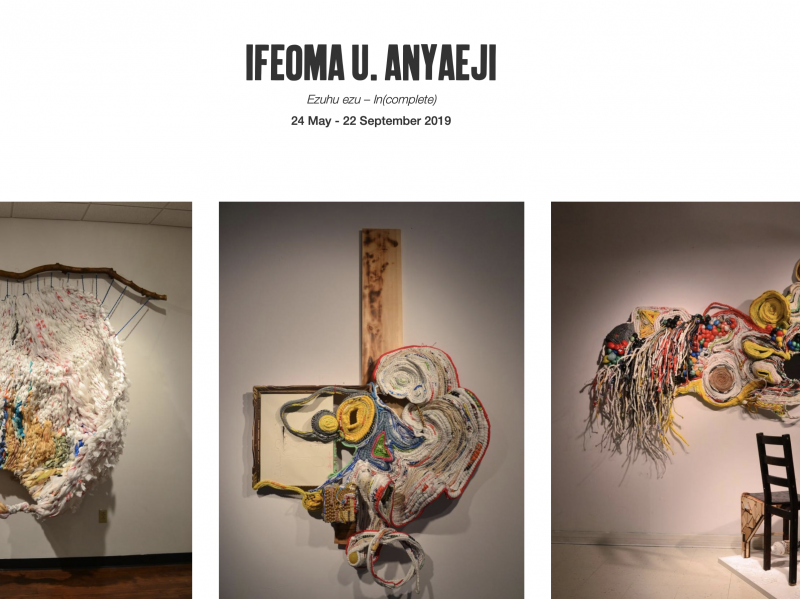 Ifeoma U. Anyaeji, Ezuhu ezu – In(complete) at BALTIC Centre for Contemporary Art